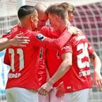 Der FCK schlägt Unterhaching knapp, aber verdient mit 3:2