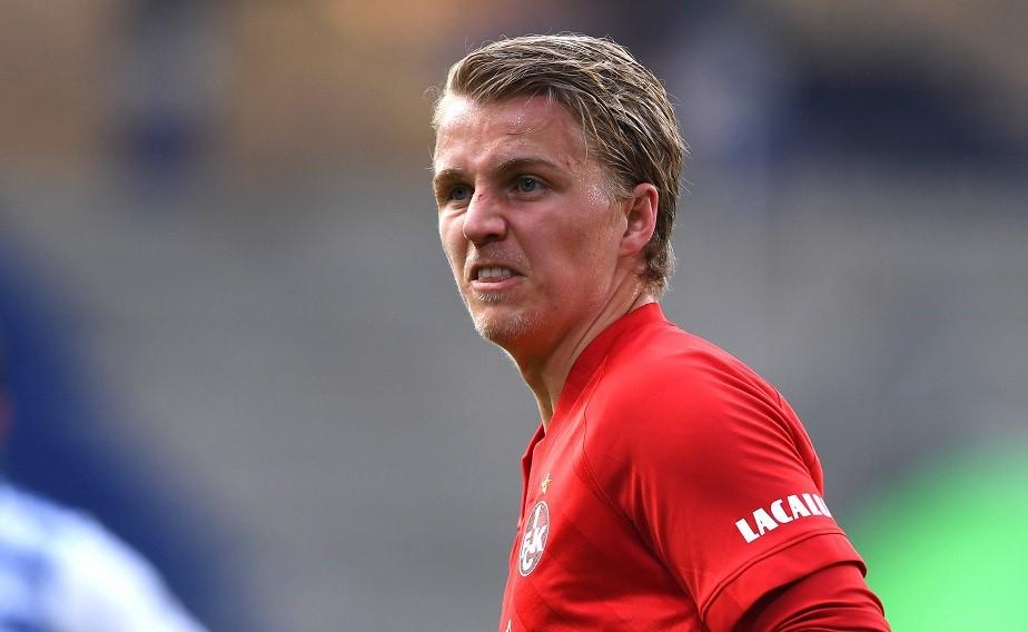 Felix Götze trägt einen großen Teil zum Aufschwung des FCK bei