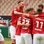 Die Roten Teufel feiern gegen den KFC Uerdingen einen wichtigen Heimsieg.