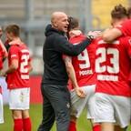 Mit einem Sieg gegen Viktoria Köln kann der FCK den Klassenerhalt vorzeitig sicher machen