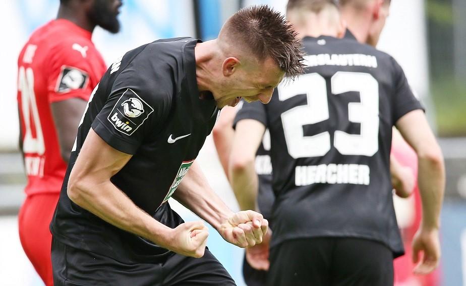 Der FCK will gegen Verl einen versöhnlichen Saisonabschluss feiern