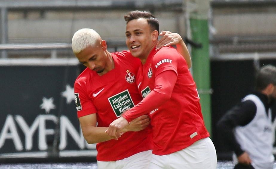 Beim Saisonabschluss gegen den SC Verl nimmt der FCK noch einen Punkt mit