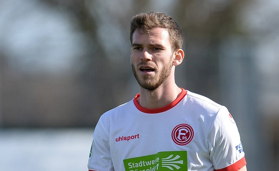 Erster Neuzugang: FCK verpflichtet Düsseldorfs Tomiak