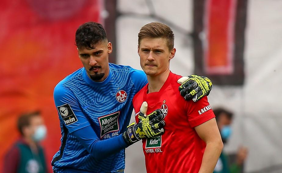 Sickinger verlässt den FCK ablösefrei und wechselt zum SV Sandhausen