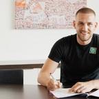 Der FCK verstärkt sich mit Mittelfeldspieler René Klingenburg