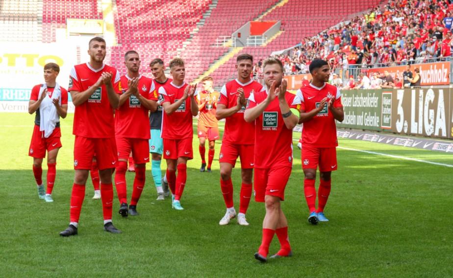 Gegen den FSV Zwickau soll der zweite Saisonsieg her.