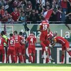 Der 1. FC Kaiserslautern feiert einen verdienten 2:0 Heimsieg gegen den VfL Osnabrück