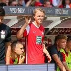 Nach schwerer Kopfverletzung feierte Felix Götze sein Comeback