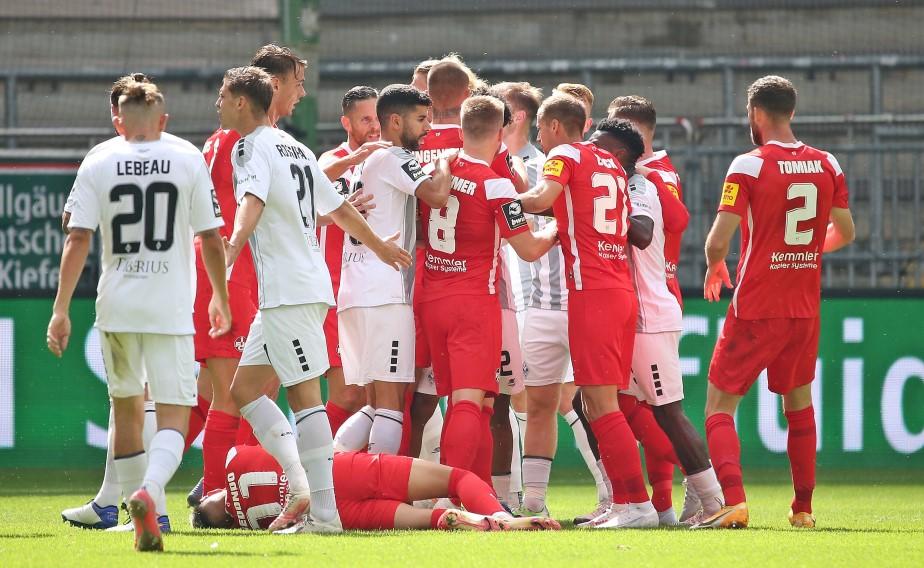 Das Derby gegen Mannheim brachte dem FCK den sportlichen Turnaround