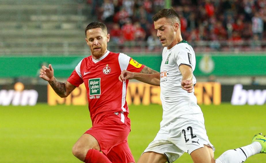 FCK Neuzugang Mike Wunderlich warnt davor, nicht zu früh vom Aufstieg zu träumen
