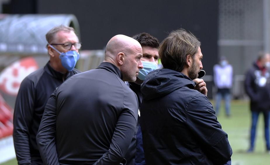 Marco Antwerpen und Thomas Hengen wollen den FCK wieder auf Kurs bringen