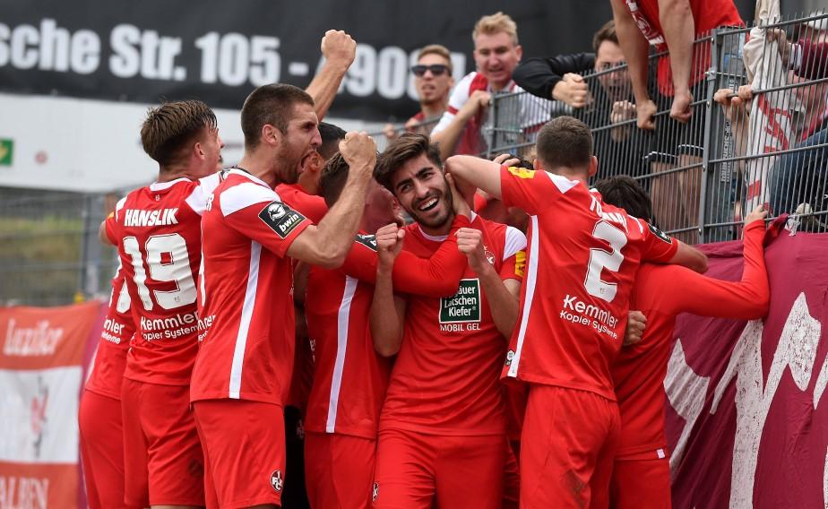 Gegen Freiburg II wollen die Roten Teufel den vierten Sieg in Folge einfahren