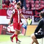 Lukas Spalvis verlässt den FCK nach über vier Jahren.