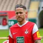 FCK-Mittelfeldspieler Mike Wunderlich spricht über den Lauf der Roten Teufel
